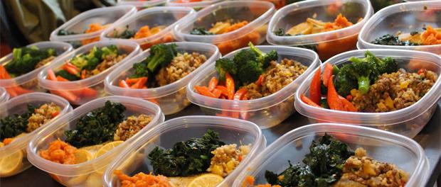 правила дробного питания для похудения