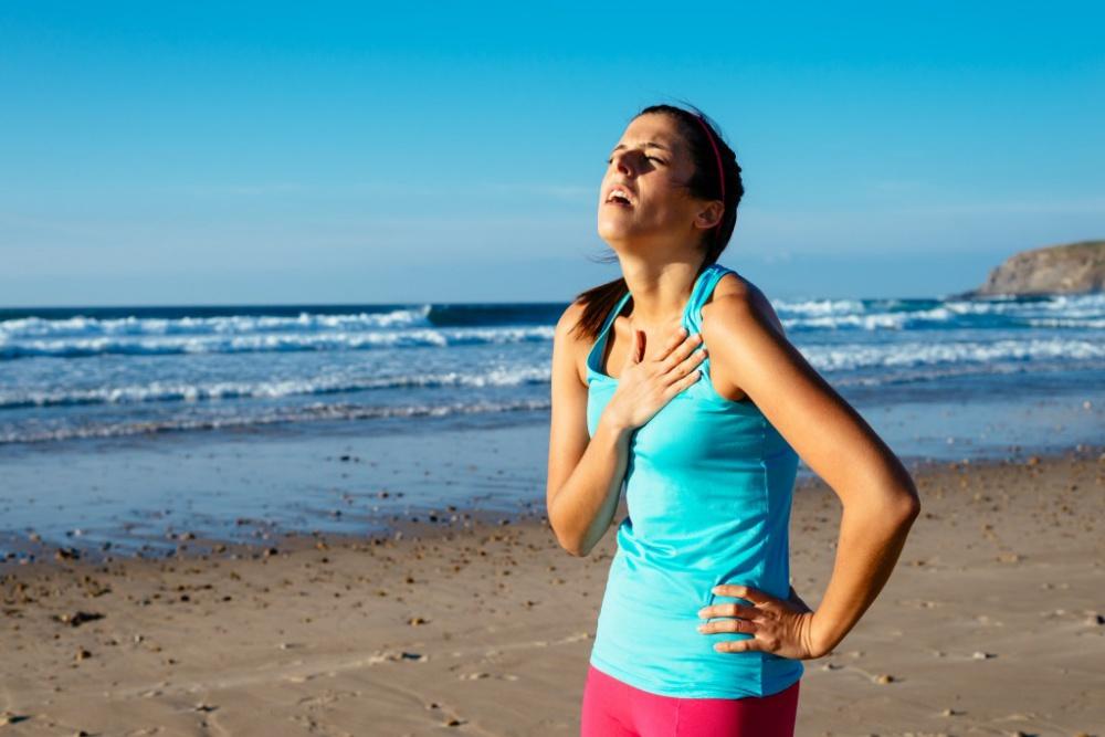 Дыхание во время бега