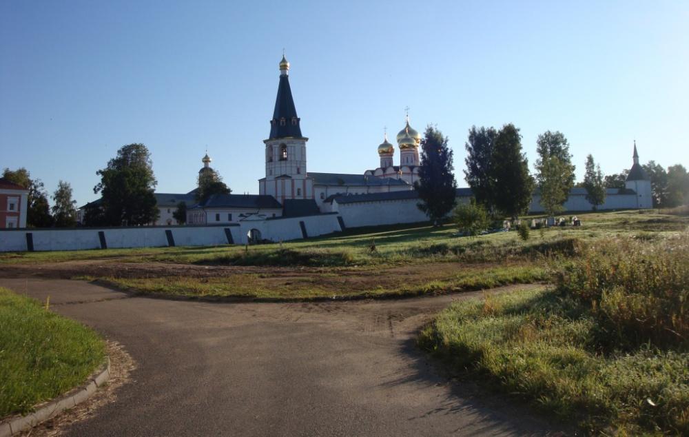 природа вокруг монастыря