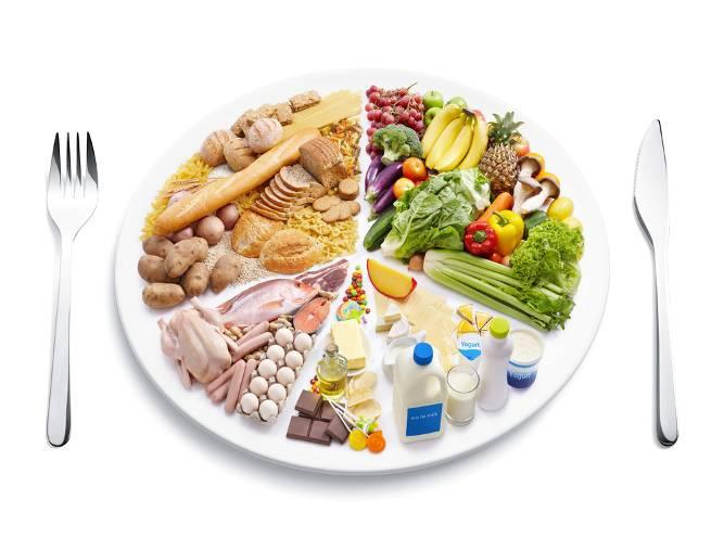 как составить режим питания для похудения мужчин