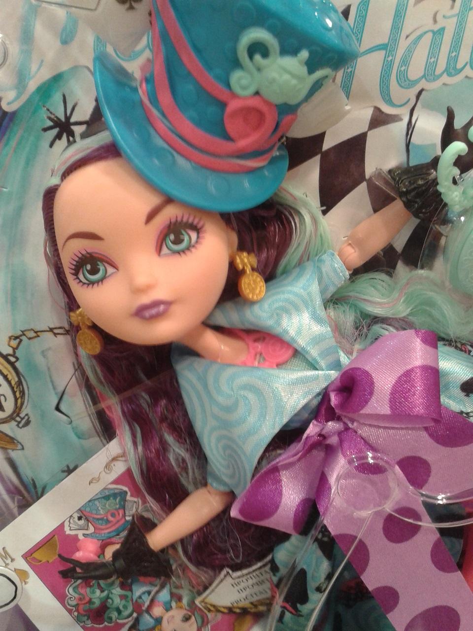 кукла наследники