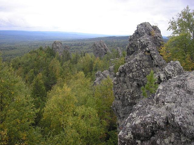Вершины Кллпаков