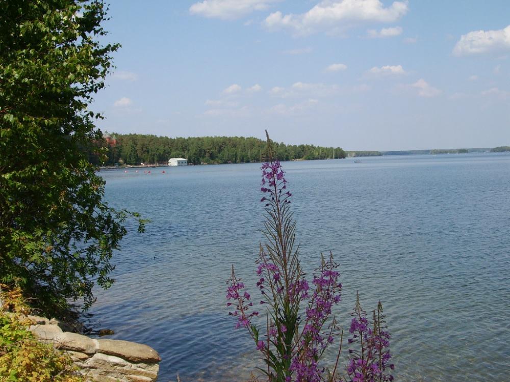 отдых на озере Увильды