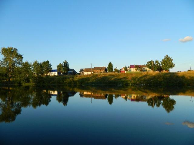 село Орда