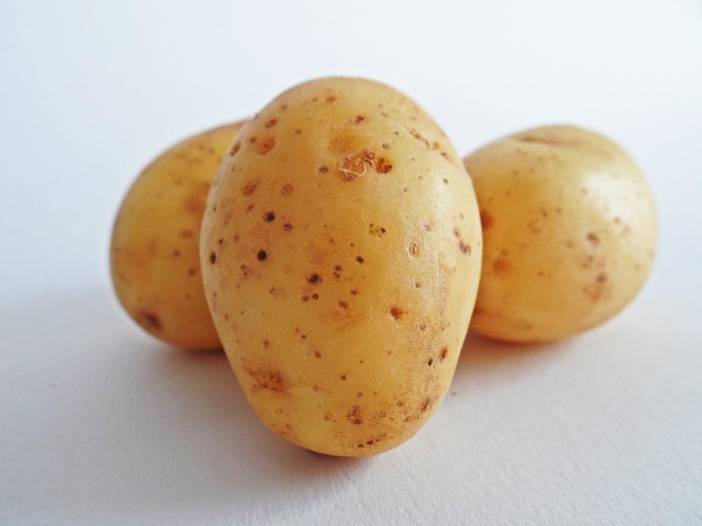 картофель - изветный источник крахмала