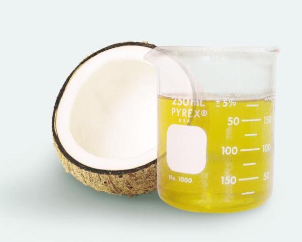 кокосовое масло ухаживает за кожей лица