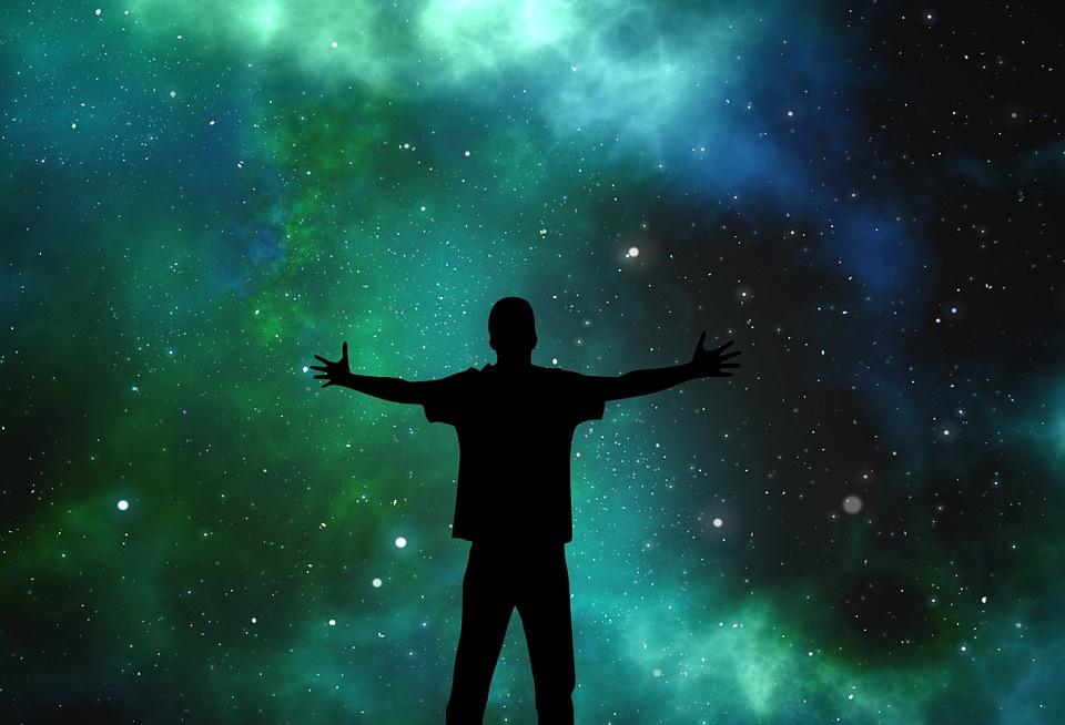 вы - часть Вселенной