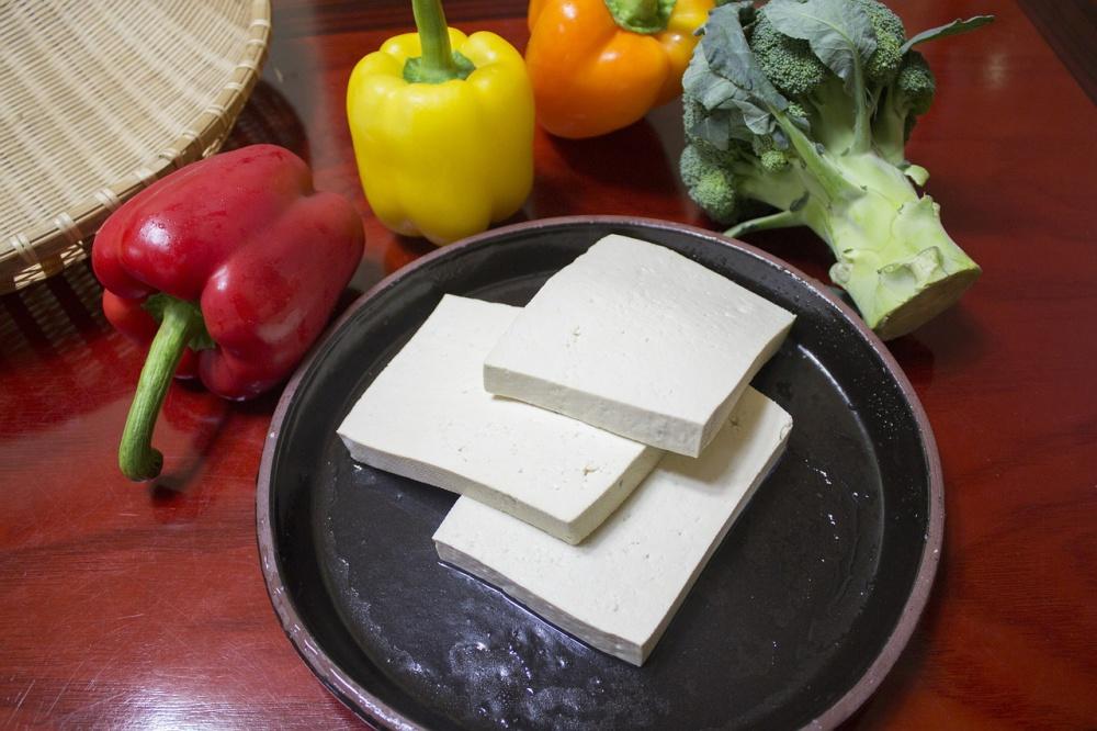 тофу весьма уважают в азии