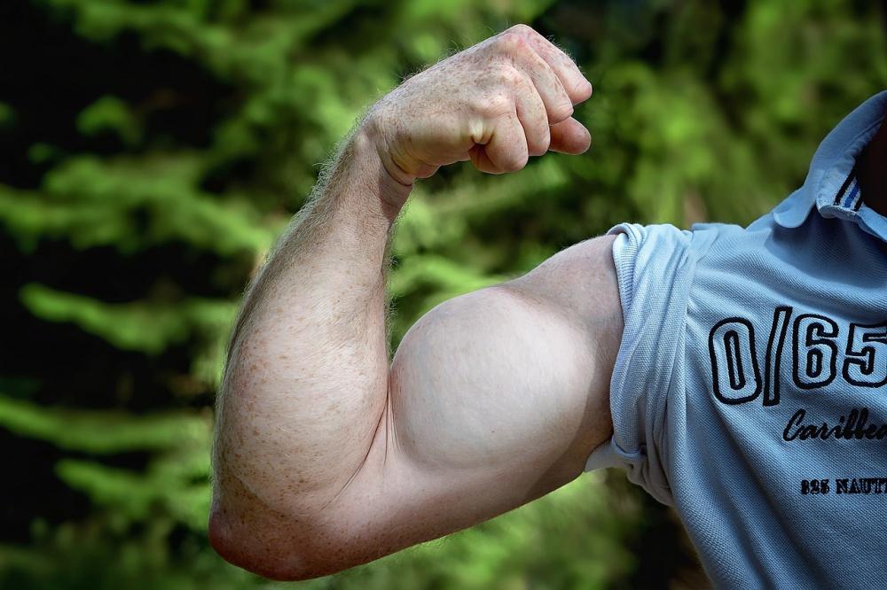 похудение за счет мышечной массы - не лучший вариант