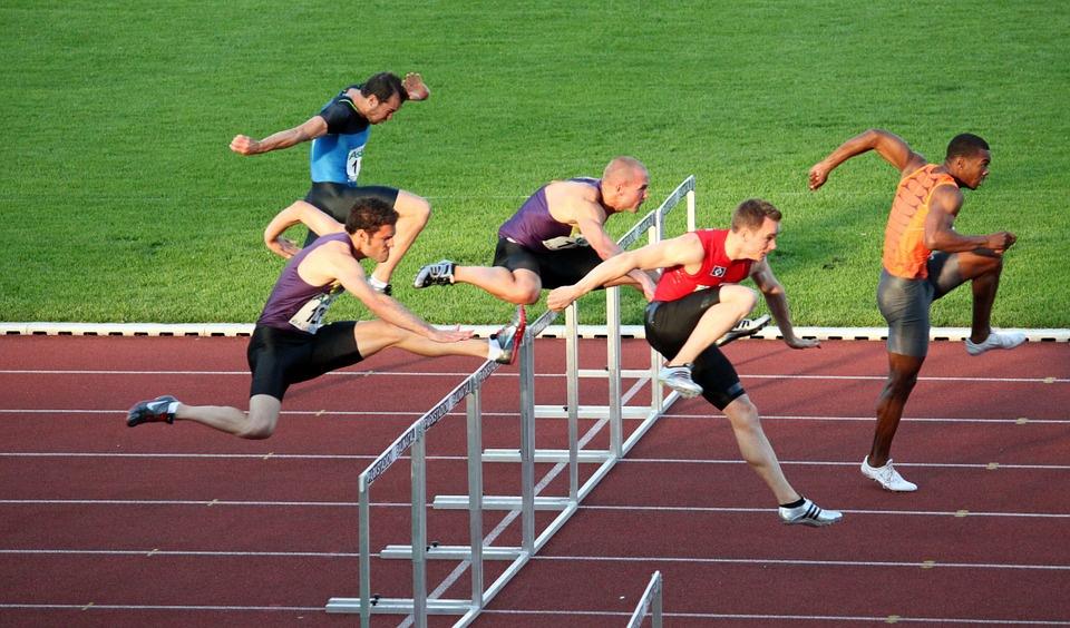отмечено значительное улучшение результатов в спринте