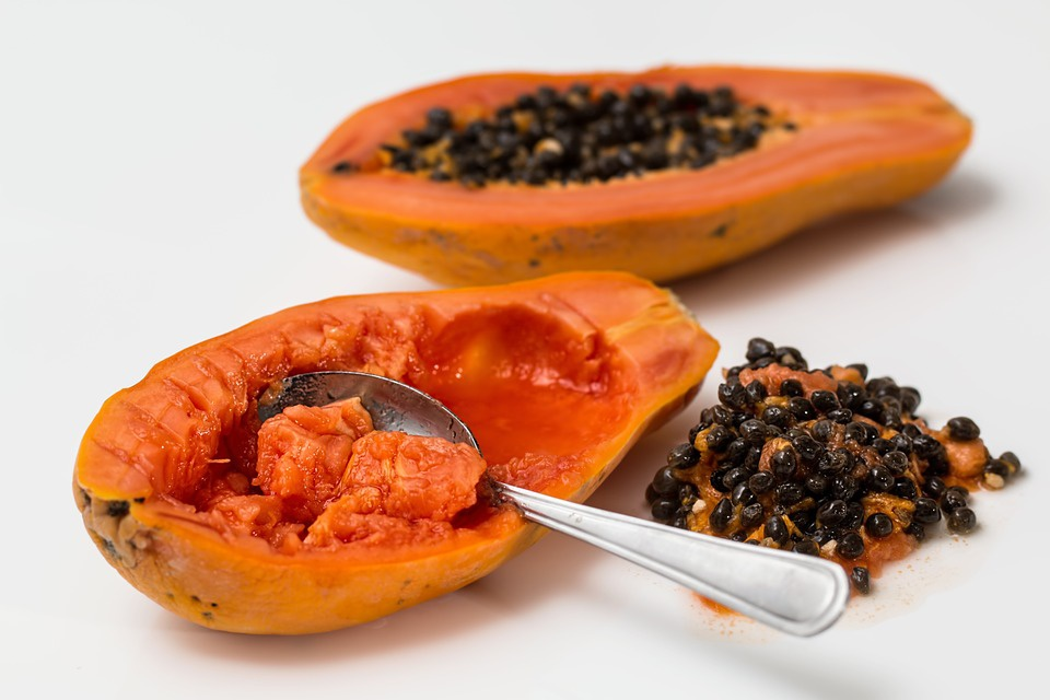 есть папайю можно разными способами