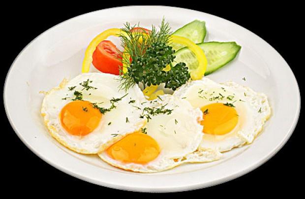 на завтрак яичница полезно ли это при здоровом питании