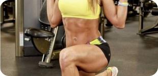 День ног: базовые упражнения для женщин