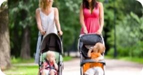 Тренируюсь вместе с малышом: интервальная ходьба