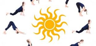 Асаны йоги  для здорового сердца