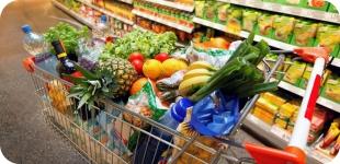 Список продуктов для похудения: что купить в продуктовом магазине?
