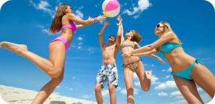 Популярные виды активного отдыха