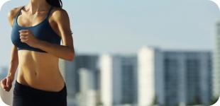 Правильное дыхание во время бега