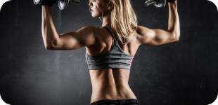 Силовые тренировки для женщин: мифы и факты