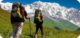 Пеший туризм. Как отдыхать недорого?