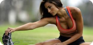 Эффективные упражнения на растяжку