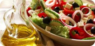 Польза и вред средиземноморской диеты