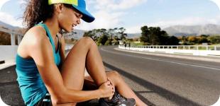 Как не повредить суставы при занятиях спортом