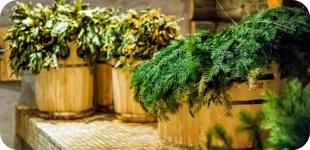Польза эфирных масел в бане