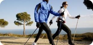 Скандинавская ходьба: лучшее занятие спортом в преклонном возрасте