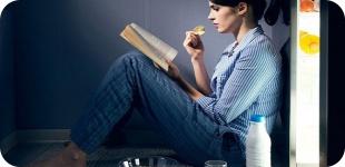 Что можно есть перед сном без вреда для фигуры