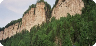 Камень Ветлан - живописный туристический маршрут