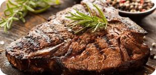 Мясная диета - похудение для 1 группы крови