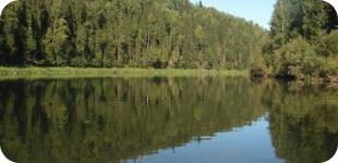 Березовая - отличный маршрут для сплава на Северном Урале