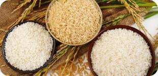 Избавление организма от шлаков с помощью риса