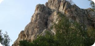 Туристические тропы Башкирии: Мурадымовское ущелье