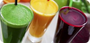 Несложные рецепты детокс-коктейлей для очищения организма.