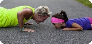 Упражнения с собственным весом