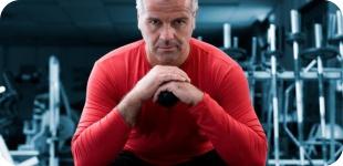 Тренировки для тех, кому за 40 - какие правила следует соблюдать?