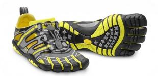 Fivefingers – уникальная обувь с пальцами