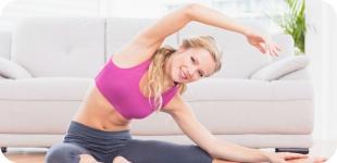 Домашний фитнес – с чего начать, с чем совмещать, что для этого нужно