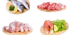 Сравниваем мясо и рыбу, выясняем что полезнее.